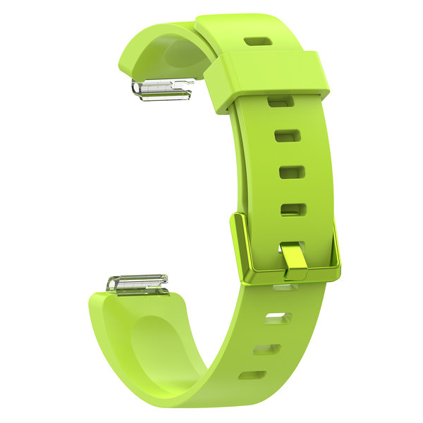 123Watches.nl Fitbit Inspire sport band - green