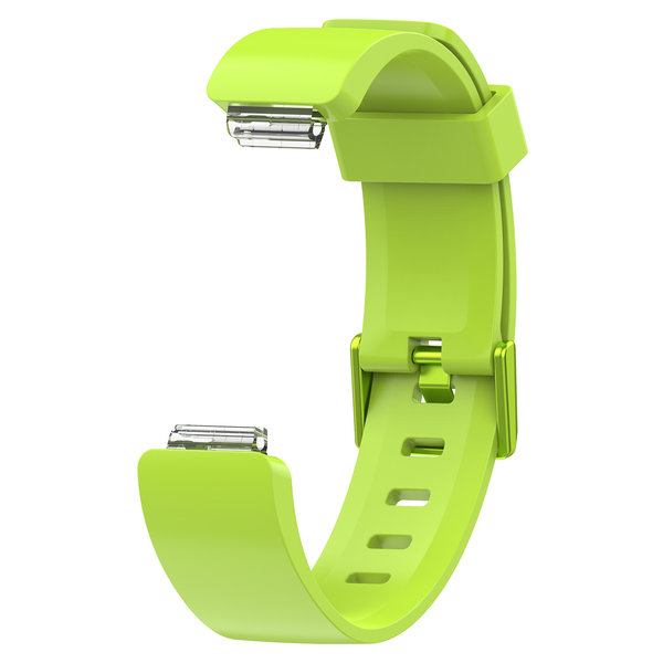 123Watches.nl Fitbit Inspire sport band - grün