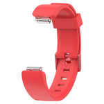 123Watches.nl Fitbit Inspire sport band - rot