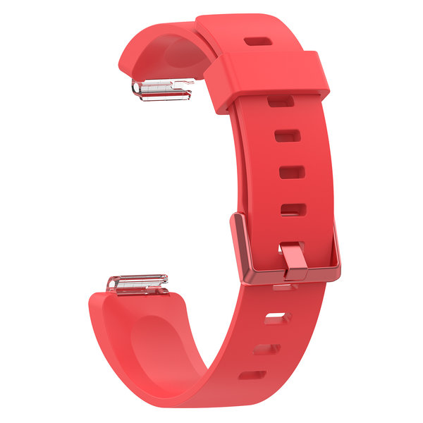 123Watches Fitbit Inspire sport band - rood