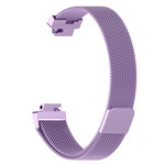 123Watches.nl Fitbit Inspire milanese band - lavendel