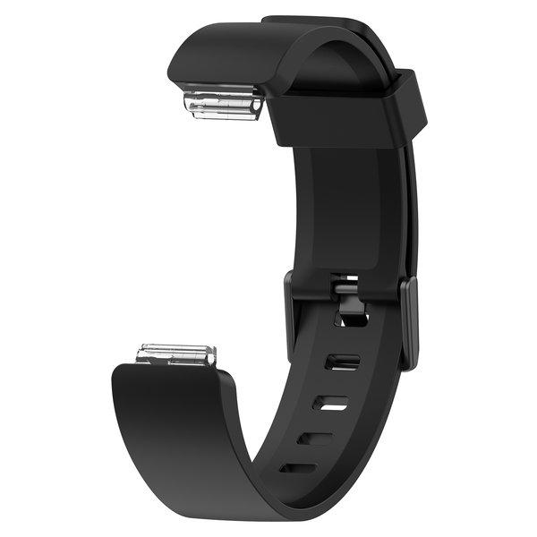 123Watches.nl Fitbit Inspire sport band - zwart
