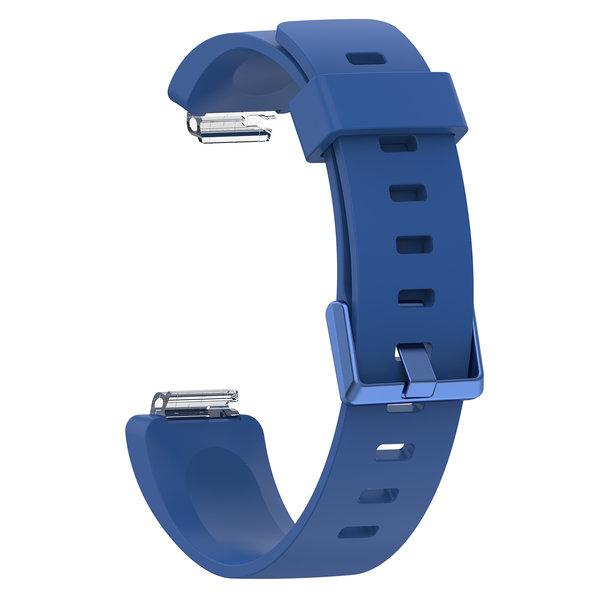 123Watches Fitbit Inspire sport sangle - bleu foncé