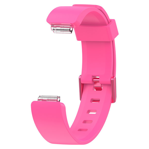 123Watches.nl Fitbit Inspire sport sangle - rose