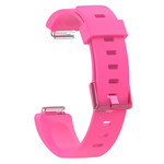123Watches.nl Fitbit Inspire sport band - pink