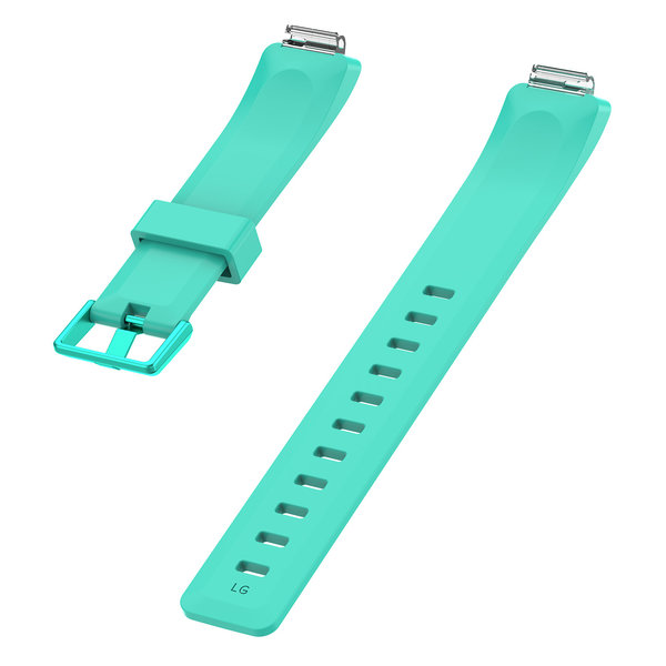 123Watches.nl Fitbit Inspire sport band - blau