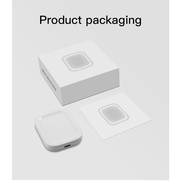 123Watches Draadloze Airpods oplader docking station