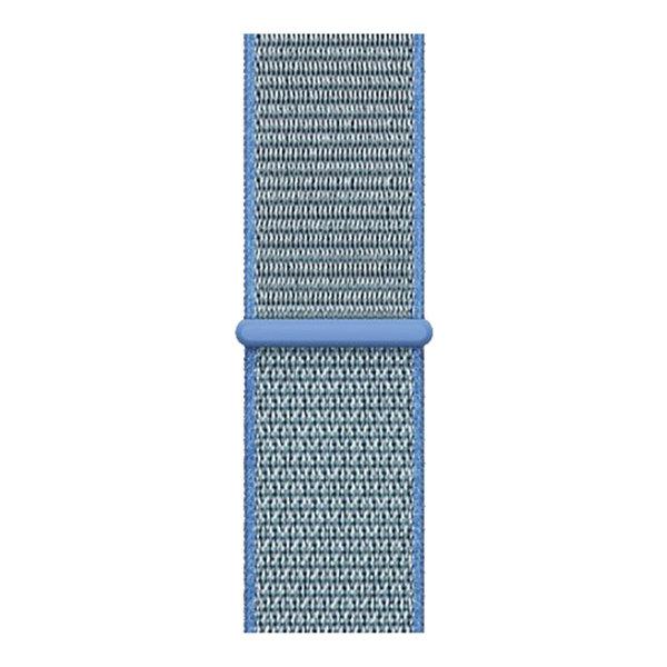 123Watches Apple watch nylon sport band  - blau