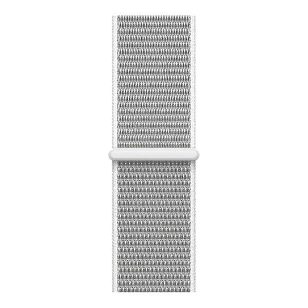 123Watches Apple watch nylon sport loop band - seashell