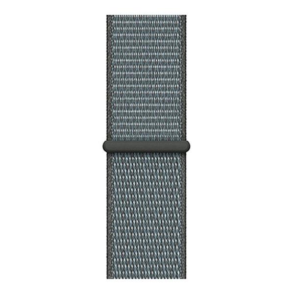 123Watches Apple watch nylon sport loop band - gris orage