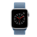 123Watches Apple watch nylon sport loop band - cape cod bleu
