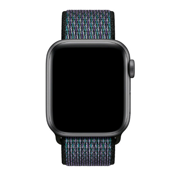 123Watches Apple watch nylon sport band - Hypertraube