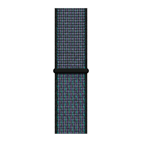 123Watches Apple watch nylon sport loop band - hyper grape