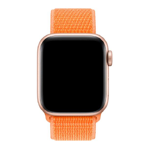 123Watches Apple watch nylon sport loop band - papaja