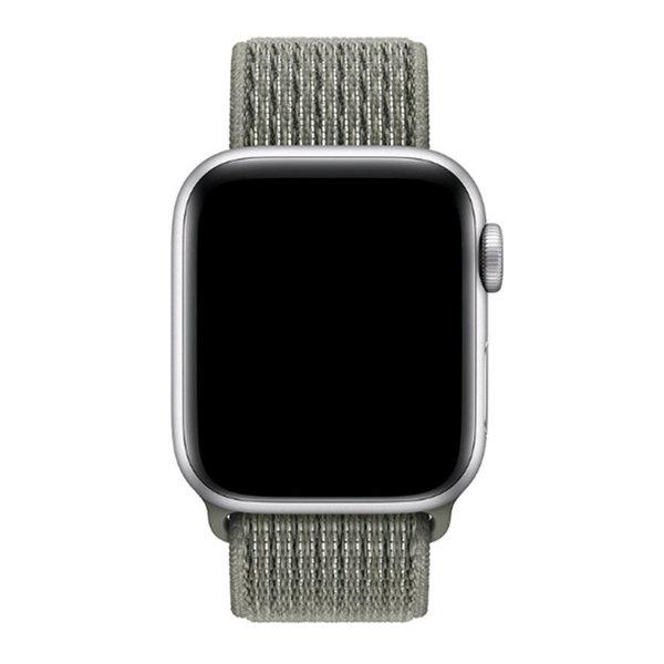 123Watches Apple watch nylon sport loop band - vuren mist