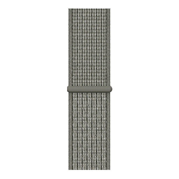 123Watches Apple watch nylon sport loop band - spruce fog