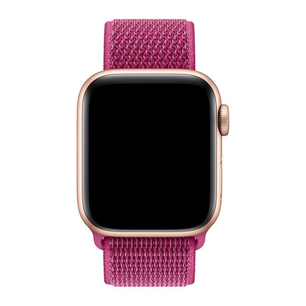 123Watches Apple watch nylon sport loop band - fruit du dragon