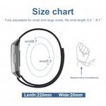 123Watches Fitbit Charge 3 & 4 Leder Glitzer Riemen - Gold