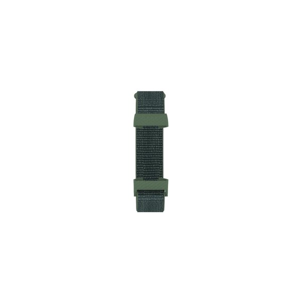 123Watches Fitbit charge 3 & 4 nylon sport band - armée verte