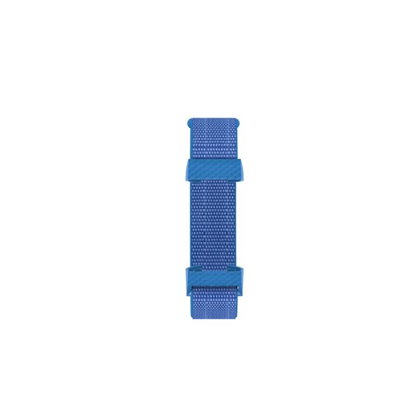 123Watches Fitbit charge 3 & 4 nylon sport band - cape blue