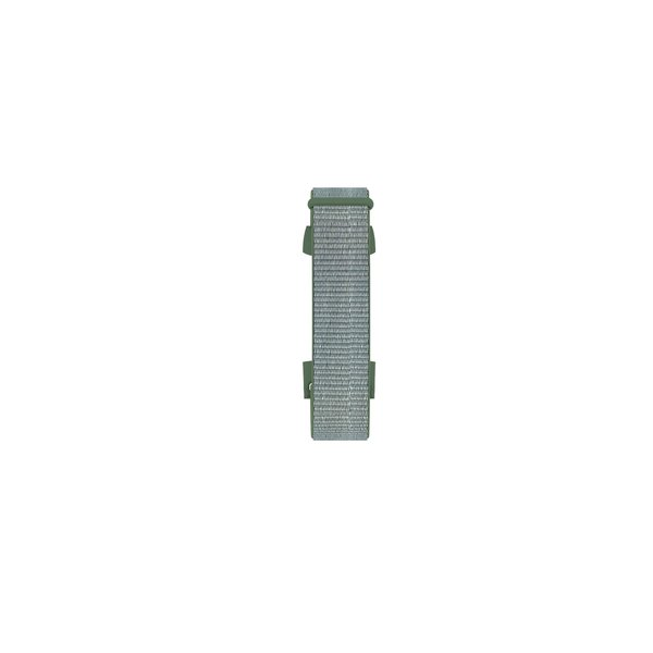 123Watches Fitbit charge 3 & 4 nylon sport band - dark olive