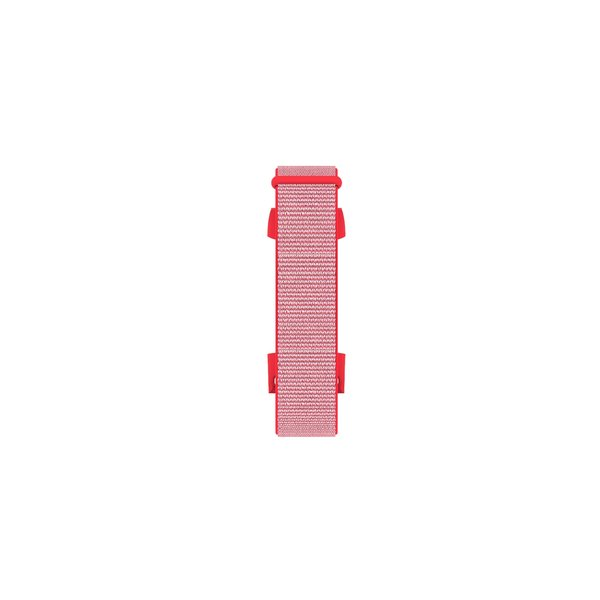 123Watches Fitbit charge 3 & 4 nylon sport band - felroze