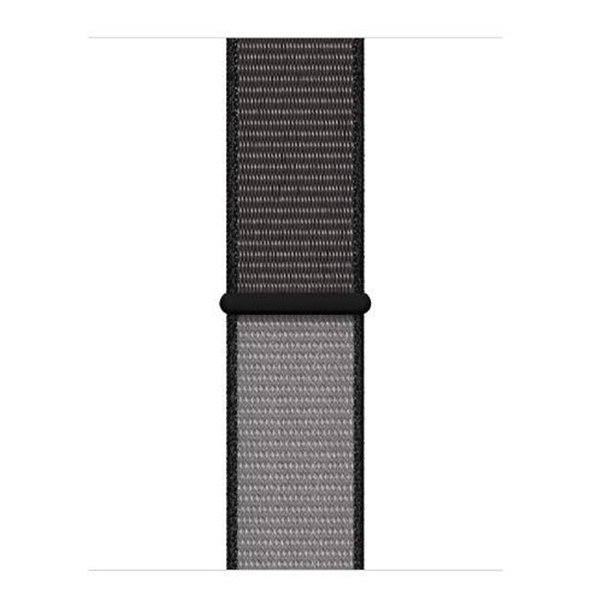 123Watches Apple watch nylon sport loop band - gris ancre