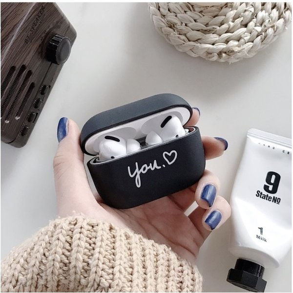123Watches Apple AirPods PRO hard case - black you