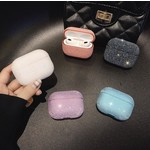 123Watches Apple AirPods PRO glitter hard case - pink