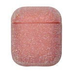 123Watches Apple AirPods 1 & 2 glitter hard case - pink