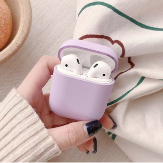 123Watches Apple AirPods 1 & 2 hard case - Violet