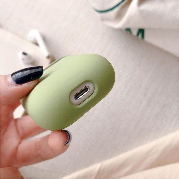123Watches Apple AirPods 1 & 2 hard case - lichtgroen