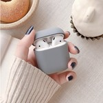 123Watches Coque Apple AirPods 1 & 2 étui rigide - gris