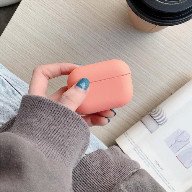 Merk 123watches Apple AirPods PRO solid hard case - orange