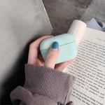123Watches Apple AirPods PRO effen hard case - blauw