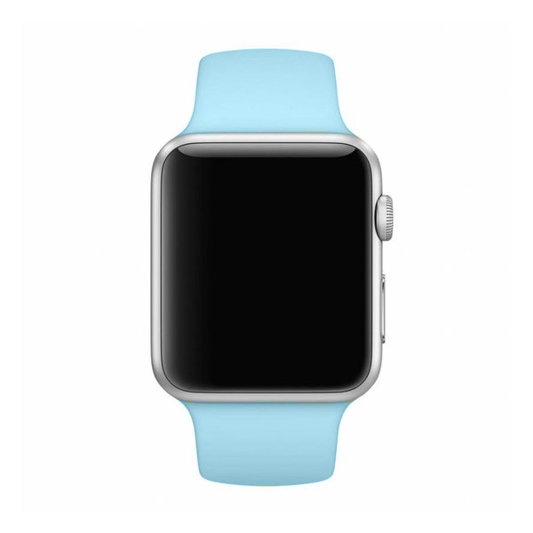123Watches Apple watch sport band - turquoise