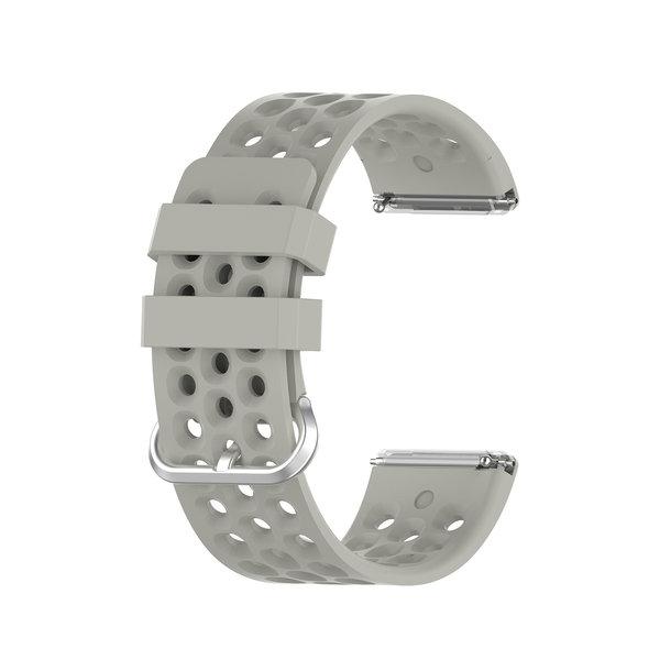 123Watches Fitbit Versa sport point band - grijs
