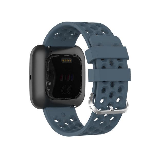 123Watches Fitbit Versa sport point band - leisteen