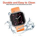 123Watches Fitbit versa sport sangle - orange