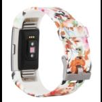 123Watches Fitbit charge 2 print sport band - mélange de fleurs
