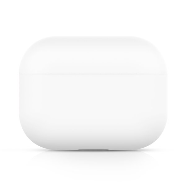 123Watches Apple AirPods PRO effen soft case - wit