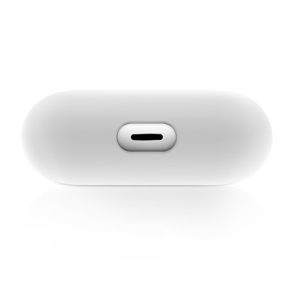 123Watches Apple AirPods PRO solid soft case - white
