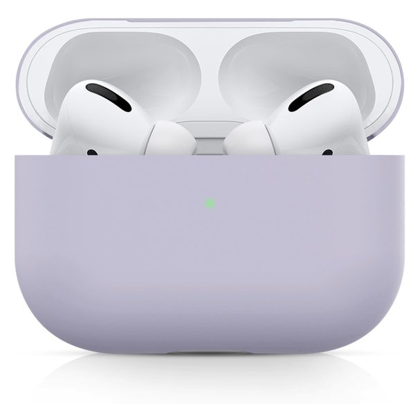 123Watches Apple AirPods PRO solid soft case - purple