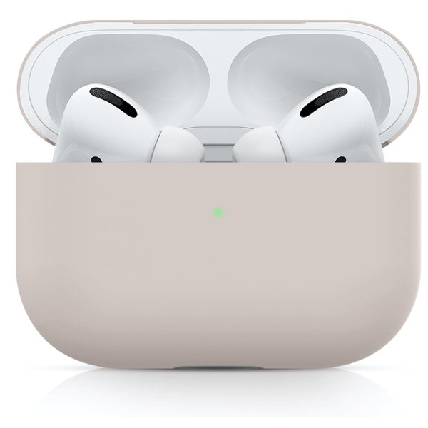 123Watches Apple AirPods PRO solid soft case - pink sand