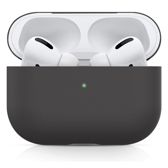 Merk 123watches Apple AirPods PRO solid soft case - advanced ash