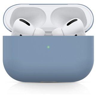 Merk 123watches Apple AirPods PRO effen soft case - mint groen