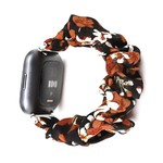 123Watches Fitbit Versa scrunchie band - lily