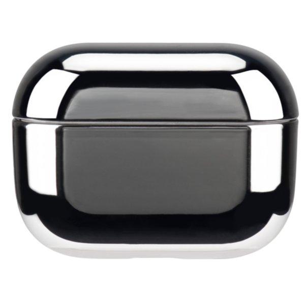 123Watches Étui métallique solide Apple AirPods PRO - argent