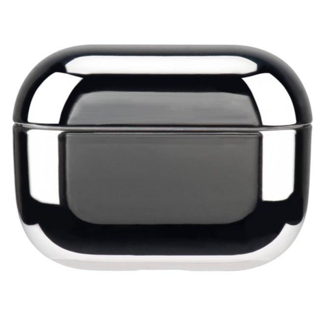 123Watches Apple AirPods PRO metallic hard case - zilver