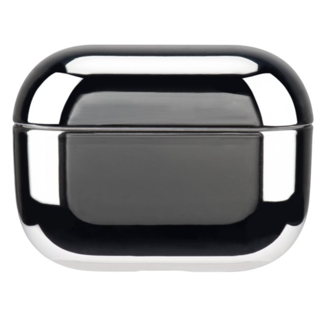 Apple AirPods PRO metallic hard case - zilver
